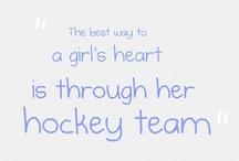 hockey hockey hockey!! <3 / by Jordyn
