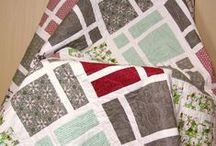 sew : quilts : layer cake