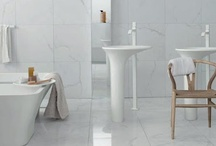 BATHROOMS/ White Out / The best in WHITE: kitchens, bathrooms and design