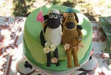 cakes, cakes, cakes! / by Jenn Voghell