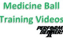 Perform Better Training Zone / Our Training Zones have the best training ideas for functional training, full body training, and rehabilitation. / by Perform Better