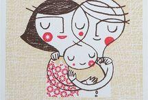 Childhood-Motherhood-Fatherhood