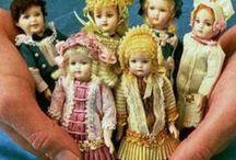 Куклы. Dolls.
