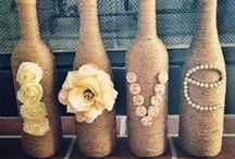 DIY Wine Bottles / by Jillian Savoie