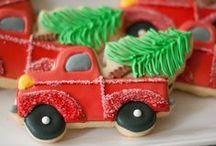 Weihnachtsbäckerei / In unserer Weihnachtsbäckerei findet Ihr ganz viele tolle und kindgerechte Rezepte und Ideen um eure Weihnachtskeks-Dose zu füllen.