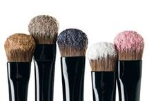 Brushes and Tools / Brushes and tools for perfect hair and makeup.