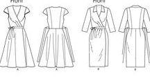 sew: my patterns : dresses