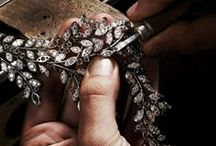 Craftsmanship / A look at the skills and crafts that go into making the most exquisite jewellery and watches.