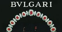 The style of Bulgari / Just say the name Bulgari and images come to mind of la dolce vita and elegant women shimmering in cascades of colourful cabochon-cut sapphires and emeralds and magnificent diamonds. Elizabeth Taylor, Anita Ekberg, Gina Lollobrigida, Ingrid Bergman, Sofia Loren, Naomi Campbell and Jessica Chastain are just some of the leading ladies who are drawn to Bulgari's incredible jewels and watches.