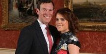 Get Princess Eugenie's padparadscha sapphire engagement ring look