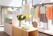 Interiorismo | Tiendas, bares y espacios públicos / Tiendas, restaurantes y todo tipo de espacios de uso público # contract public space stores shops bars