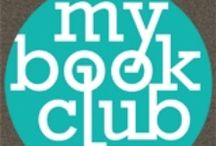 | MY BOOK CLUB | / An online discussion of book and authors to provide inspiration! http://mybookclub2.com/  On Twitter @MyBookClub2 and #MyBookClub