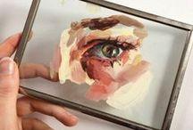 Arte e ilustración / Ilustración, dibujo, pintura, arte y expresión gráfica en general.