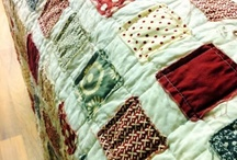 Quilts and Quilting / by Rebecca Smith