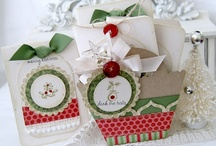 Christmas Trimmings & Sparkles / Decorations and beautiful things for the holidays / by Peg Fitzpatrick