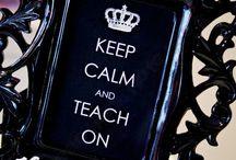Keep Calm! / by Bethony Johnson