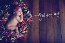 { newborn photo inspiration }