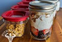 Healthy Recipes  / by Jessika King
