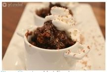 Slow Cooker Dessert Recipes / The most delicious and EASY slow cooker desserts found on GetCrocked.com and around the web.