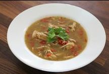 Slow Cooker Soup and Sauce Recipes