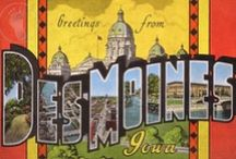 Around the neighborhood / Places to go and things to see in Des Moines. / by DesMoinesUniversity