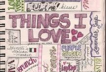 Things I Like / by Becky Hilbrink
