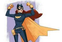 ¡Superheroinas! / Todas somos superheroínas. Deberíamos ponernos capa y antifaz más a menudo para que se notase. / by Gnomo.eu