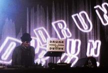 D-R-U-N-K gigs / D-R-U-N-K tour pics & bits 2012