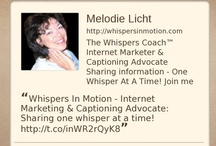 Keys to Social Media / Tips, Tricks, Tools and Tutorials to give you the edge for using and applying Social Media to business growth, social networking and interaction. / by Whispers in Motion