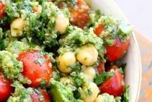 Yum! Quinoa Goodies / by Maria Marquez