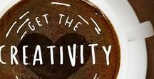 | CREATIVE ENTREPRENEURS | / Ideas and inspiration to boost creativity and inspire creative entrepreneurs