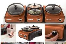 """Kitchen Stuff I Love (& other lovely things) / I love, love, love """"things"""" for the kitchen.  There are so many cool gadgets to make life fun and easy in the home. I guess you could say this is my """"wish list"""" of cool stuff for home."""