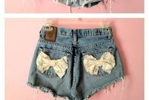 DIY CLOTHES FASHION / by Meghan Crave