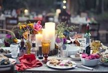 Garden Party / A board devoted to the coming together of people to enjoy beautiful outdoor spaces through parties, shindigs, and get-togethers.