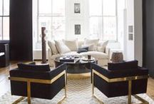 Nate Berkus / A board devoted to the stylings and projects of Oprah's favorite interior designer, Nate Berkus.