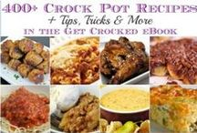 Crock Pot Girl's Favorite Recipes / by Jenn Bare | the Crock-Pot® Girl
