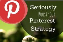 | PINTEREST TIPS FOR SUCCESS | / Hot tips for creating a Pinterest presence that boosts your brand! Pinterest can help you create a stronger personal brand, get the word out about your business, and boost your social media marketing.