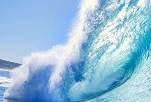 ** ☀ Bliss ☀ ** / Summer, Sun, Beach, Sand, Ocean, Seaside, Shore, Salt Water, Sea, Love, Happiness, Joy / by Maria Marquez