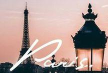 Paris / Paris / by Maria Marquez