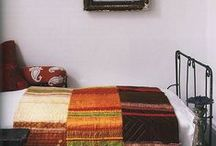 Bedtime / Images and design ideas for duvet covers, bedspreads, and more.