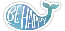 Stickers with a Smile / These stickers express a quote, a thought, or an important image in a good humored way.
