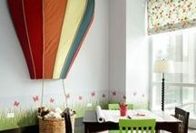 playroom ideas / by Jodi Cocanour