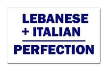 Lebanese + Italian = Perfection / I got it from my (lebanese) baba. and my (italian) mamma.   / by Mackenzie Fiorente