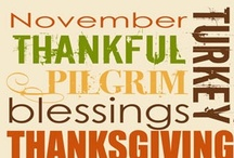 Thanksgiving / by Wendi Van Buren