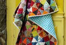 Inspiring Colorful Quilts / Quilts of all styles to inspire