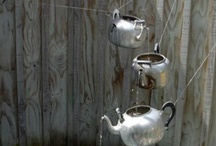 Do the Can Can!  / Everything to do with metal cans! I love watering cans!