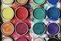 colour inspiration / by Tina Joudry