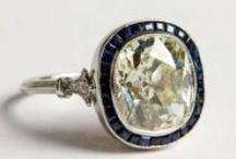 Jewels & Gems / by Kathy Humphrey