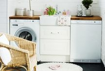 Laundry Room / by Tina Joudry