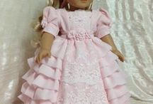 18 inch doll clothes and patterns / by Cindie Henrich